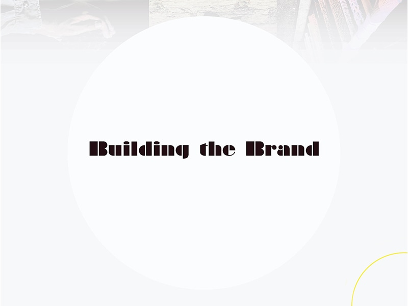 Building the brand