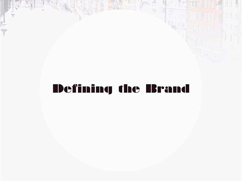 Defining the Brand
